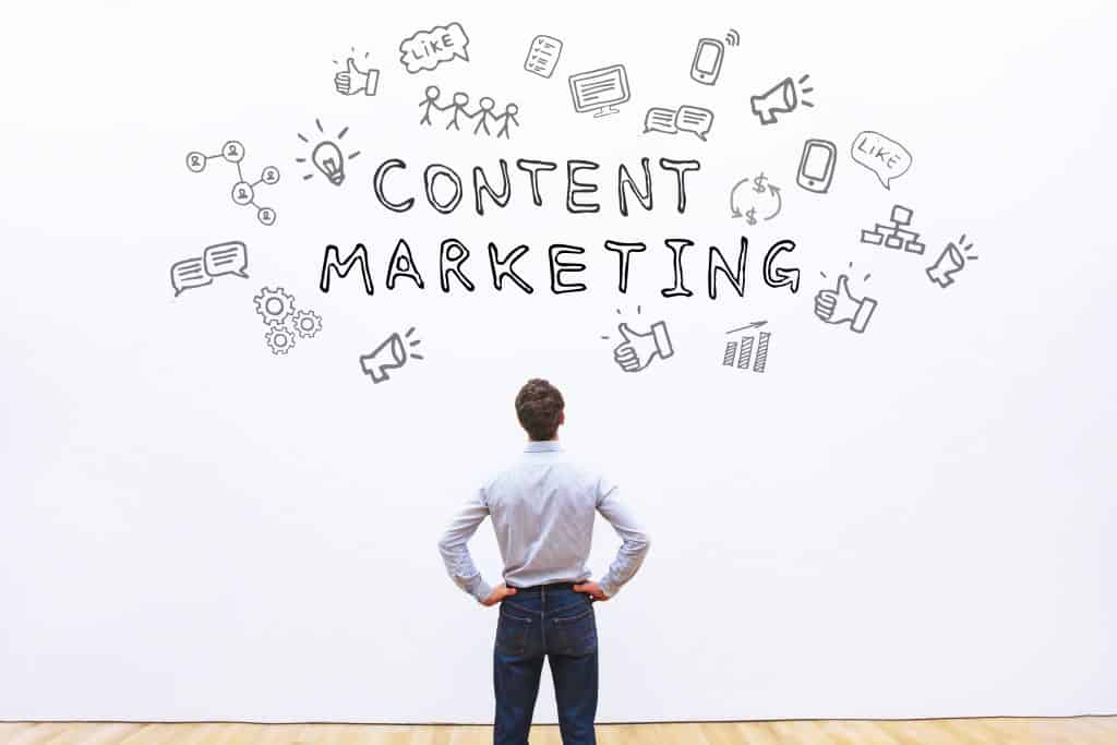 Content Marketing Strategy - Green Vine Marketing